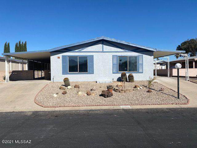 72 W Rama Drive, Green Valley, AZ 85614 (#22110388) :: The Local Real Estate Group | Realty Executives
