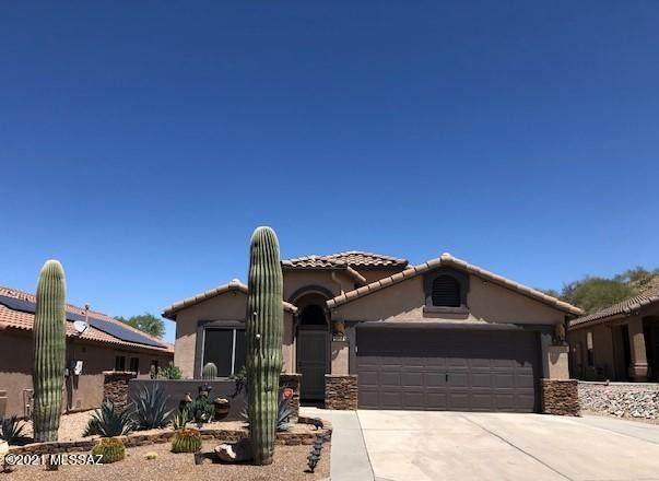 39443 Cinch Strap Place, Tucson, AZ 85739 (#22110568) :: Long Realty Company
