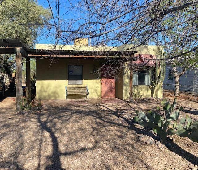 2607 N Goyette Avenue, Tucson, AZ 85712 (MLS #22110774) :: The Luna Team