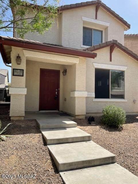 10573 E Pleasant Pasture Drive, Tucson, AZ 85747 (MLS #22111224) :: The Luna Team