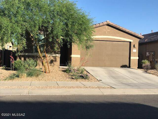 7177 S Paseo Monte De Oro, Tucson, AZ 85756 (MLS #22111867) :: The Property Partners at eXp Realty