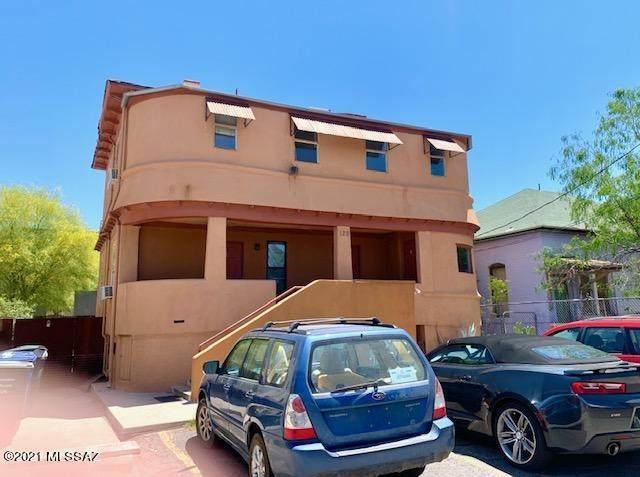 128 N Hoff Avenue, Tucson, AZ 85705 (#22112284) :: Kino Abrams brokered by Tierra Antigua Realty