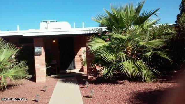 5641 E Cooper Street, Tucson, AZ 85711 (#22112438) :: Tucson Real Estate Group