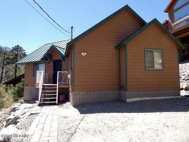 12609 Casa Grande Avenue, Mt. Lemmon, AZ 85619 (#22113428) :: Kino Abrams brokered by Tierra Antigua Realty