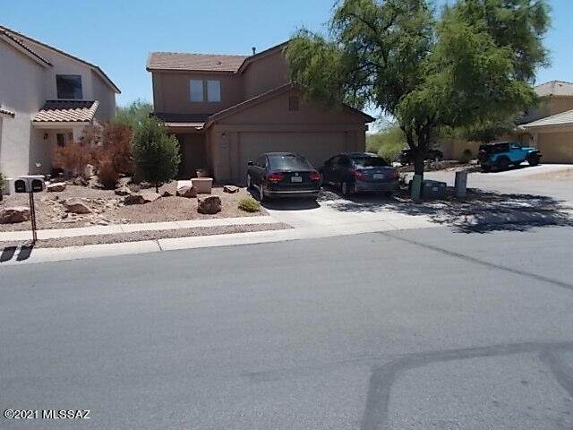 18423 S Dawn View Drive, Green Valley, AZ 85614 (#22113801) :: Keller Williams