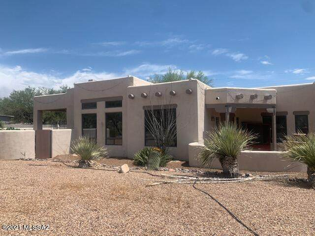 8770 E Snyder Road, Tucson, AZ 85749 (#22114165) :: The Local Real Estate Group | Realty Executives