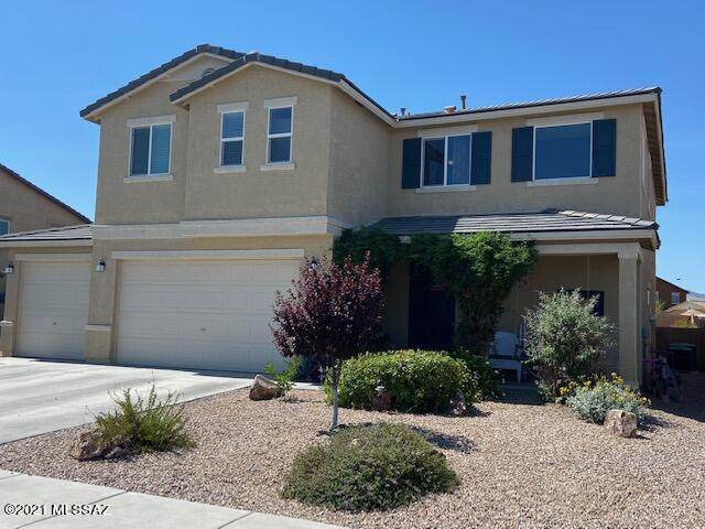 541 W Charles L Mckay Street, Vail, AZ 85641 (#22114657) :: The Dream Team AZ