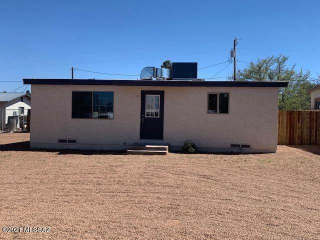 124 Yuma Street, Huachuca City, AZ 85616 (#22114929) :: Kino Abrams brokered by Tierra Antigua Realty