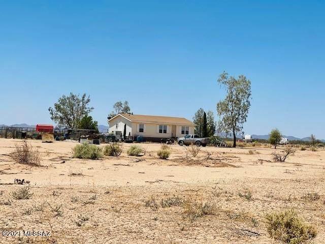 8902 N Ghost Ranch Road, Marana, AZ 85653 (MLS #22115104) :: The Property Partners at eXp Realty