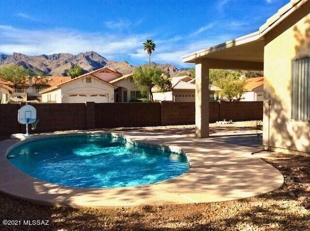 5361 N Via La Doncella, Tucson, AZ 85750 (#22115144) :: The Local Real Estate Group | Realty Executives