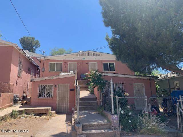 162 E Franklin Street, Nogales, AZ 85621 (#22115267) :: Long Realty - The Vallee Gold Team