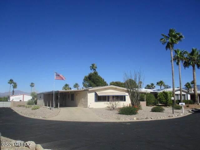 1870 N Via Frondosa, Green Valley, AZ 85614 (#22115352) :: Kino Abrams brokered by Tierra Antigua Realty