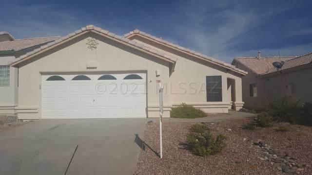 9511 E Placita Elemental, Tucson, AZ 85747 (#22115785) :: Gateway Partners International