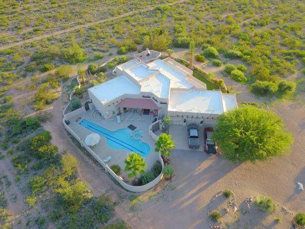 1426 S Foudy Road, Bisbee, AZ 85603 (#22115892) :: Gateway Partners International