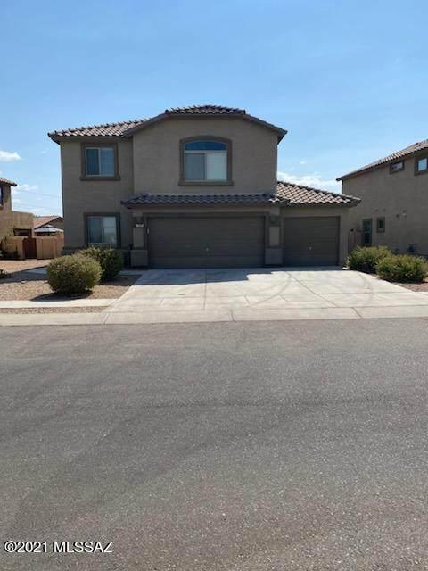13976 S Camino Gavanza, Sahuarita, AZ 85629 (#22116164) :: Gateway Partners International