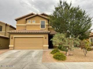 9034 S Silkwood Lane, Tucson, AZ 85756 (#22116276) :: Gateway Partners International