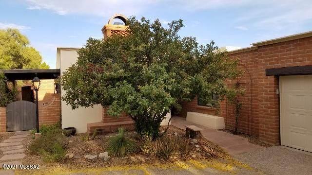 6332 N Calle De Adelita, Tucson, AZ 85718 (#22117911) :: Tucson Property Executives