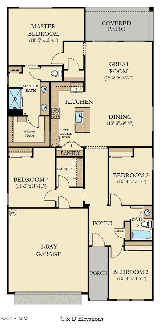 988 W Calle Sucre, Sahuarita, AZ 85629 (#22118006) :: Tucson Real Estate Group
