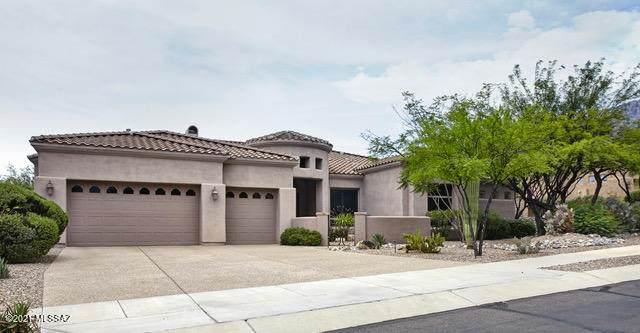 4383 E Pinnacle Ridge Place, Tucson, AZ 85718 (#22118613) :: Long Realty - The Vallee Gold Team