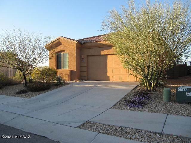 10445 E Rita Ranch Crossing Circle, Tucson, AZ 85747 (#22119012) :: Tucson Real Estate Group