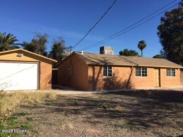 1506 N Jones Boulevard, Tucson, AZ 85716 (#22119439) :: Gateway Partners International
