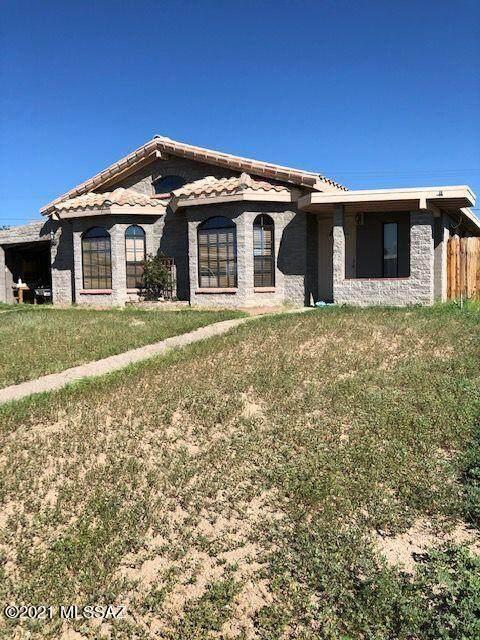110 W Webb Drive, San Manuel, AZ 85631 (#22121953) :: Tucson Real Estate Group