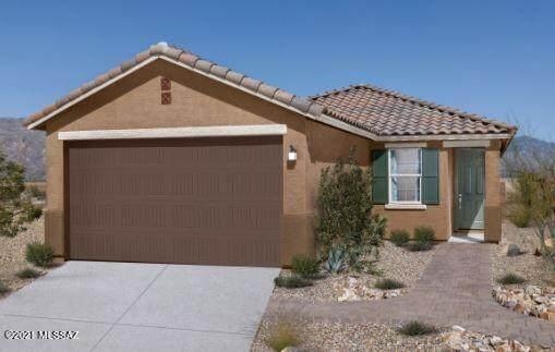7966 S Golden Bell Drive Lot 35, Tucson, AZ 85730 (#22122631) :: Gateway Partners International