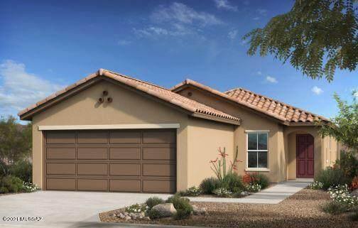 7936 S Golden Bell Drive Lot 32, Tucson, AZ 85730 (#22122633) :: Gateway Partners International