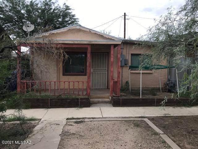 605 E 10th Street, Tucson, AZ 85705 (#22122978) :: The Dream Team AZ