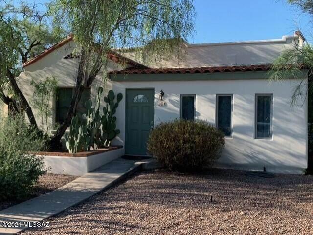 1401 E Hampton Street, Tucson, AZ 85719 (#22122983) :: The Dream Team AZ