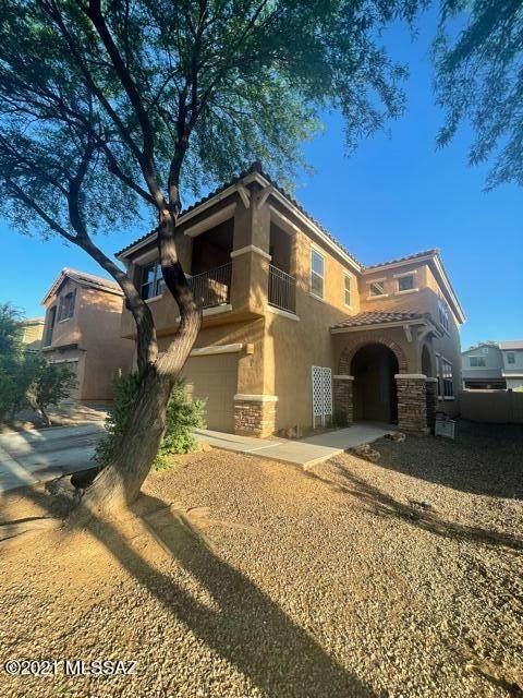 44 W Camino Fuste, Sahuarita, AZ 85629 (#22123352) :: The Local Real Estate Group | Realty Executives
