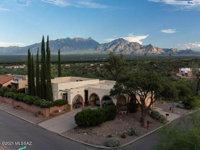 2841 S Camino Iturbide, Green Valley, AZ 85622 (#22123722) :: The Local Real Estate Group | Realty Executives