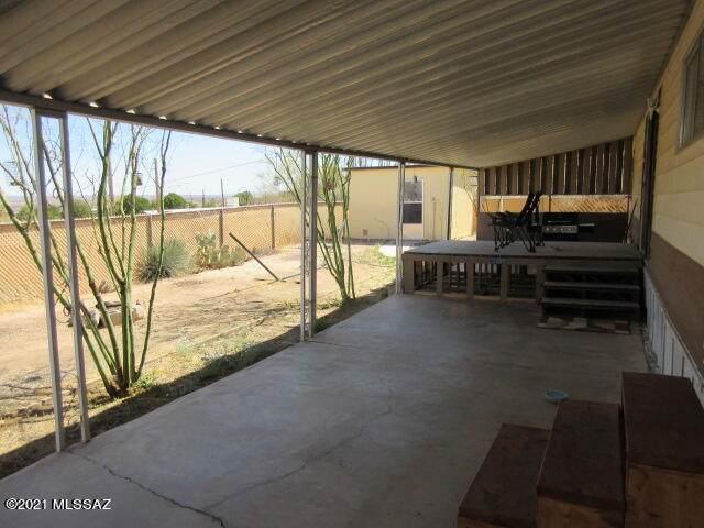 482 E Loma Catarina Drive, Benson, AZ 85602 (MLS #22124185) :: The Property Partners at eXp Realty
