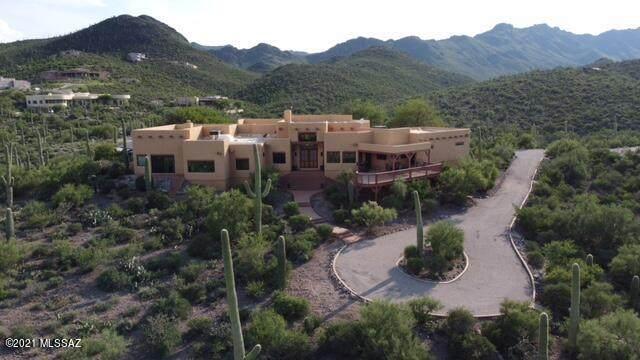 5270 W Rhyolite Loop, Tucson, AZ 85745 (#22124248) :: Long Realty - The Vallee Gold Team
