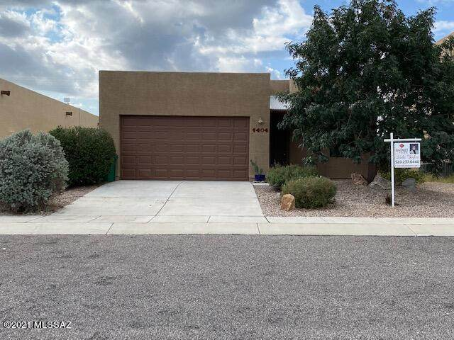 1404 N Darlene Place, Vail, AZ 85641 (#22124265) :: Elite Home Advisors | Keller Williams