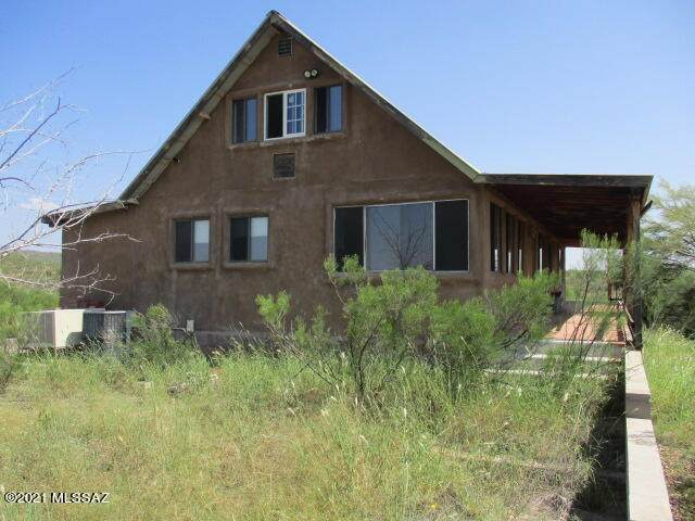 2168 W Sage Hill Road, Benson, AZ 85602 (#22124299) :: Keller Williams