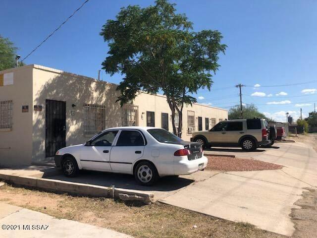 120 E 34th Street, South Tucson, AZ 85713 (#22124333) :: Tucson Real Estate Group