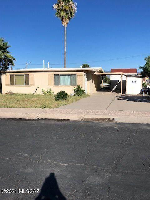 213 S Avenue  B, San Manuel, AZ 85631 (#22124483) :: Tucson Real Estate Group