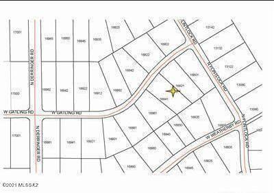 16841 W Gatling Road #0, Marana, AZ 85653 (#22124708) :: Tucson Property Executives