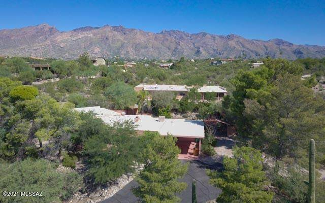 4950 N Calle Breve, Tucson, AZ 85718 (#22126527) :: Elite Home Advisors | Keller Williams