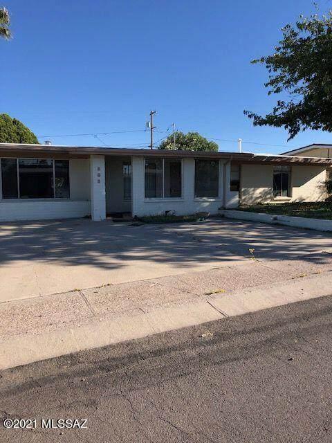 909 W 3rd Avenue, San Manuel, AZ 85631 (#22126762) :: The Local Real Estate Group | Realty Executives