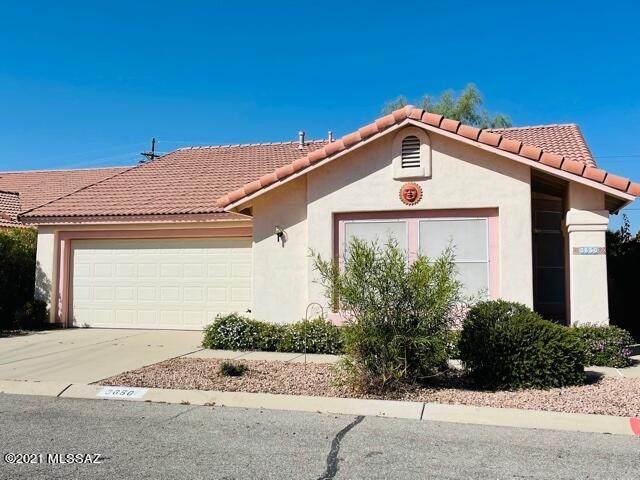 3650 W Mesa Ridge Trail, Tucson, AZ 85742 (#22126856) :: Luxury Group - Realty Executives Arizona Properties