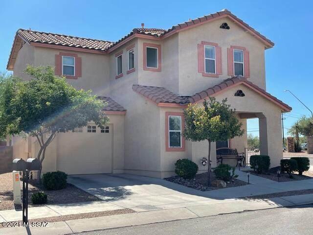7614 E Desert Overlook Drive, Tucson, AZ 85710 (#22126923) :: Long Realty - The Vallee Gold Team