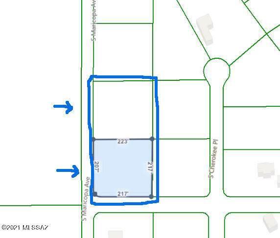 16661 S Maricopa Avenue #92, Benson, AZ 85602 (MLS #22126942) :: The Property Partners at eXp Realty