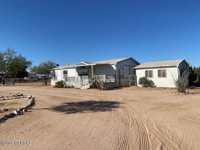 12401 N Hong Street, Marana, AZ 85653 (#22126968) :: The Local Real Estate Group | Realty Executives