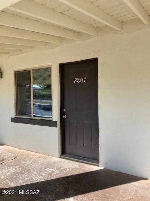 2807 N Geronimo Avenue, Tucson, AZ 85705 (#22127249) :: Gateway Partners International