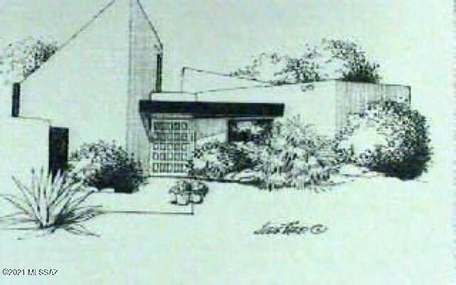 110 S Calle De Jardin, Tucson, AZ 85711 (#22127446) :: Tucson Real Estate Group