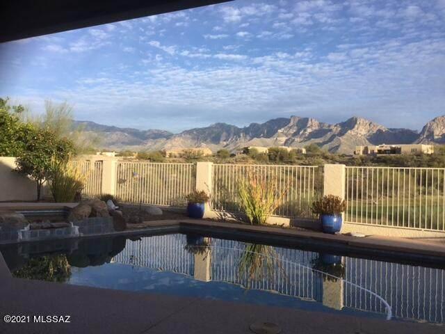 1174 W Masters Circle, Oro Valley, AZ 85737 (#22127628) :: Tucson Property Executives
