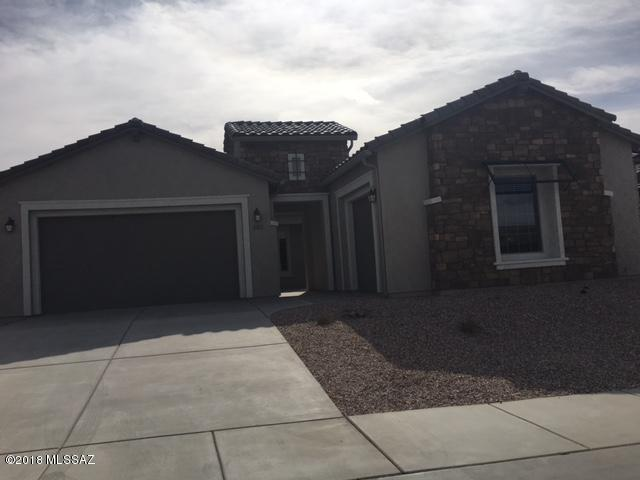 11822 N Renoir Way, Tucson, AZ 85742 (#21726581) :: Long Realty Company