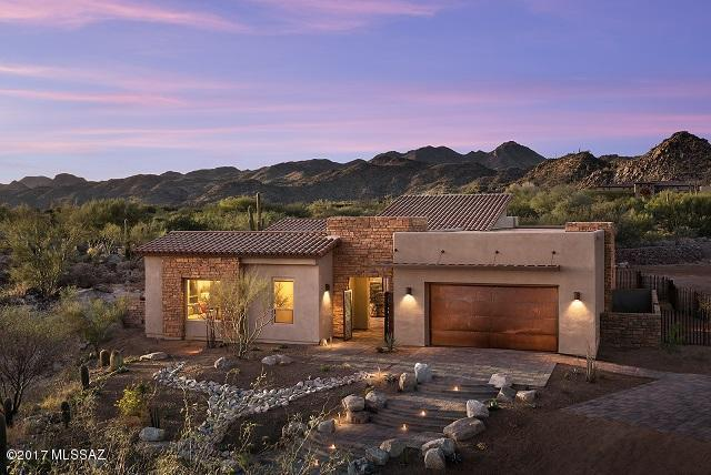 14259 N Hidden Enclave Place Lot 2, Oro Valley, AZ 85755 (#21729241) :: The Josh Berkley Team